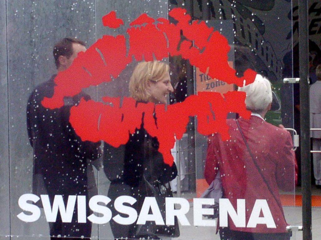 Swissarena , www.this-oberhaensli.ch