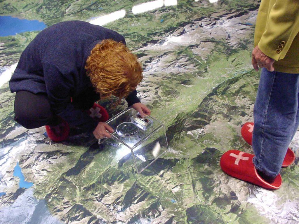 Swissarena, Livemap Switzerland- ein hochauflösendes Erlebnis, www.this-oberhaensli.ch
