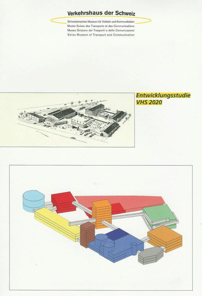 Entwicklungsstudie Verkehrshaus 2020, This Oberhänsli, www.this-oberhaensli.ch