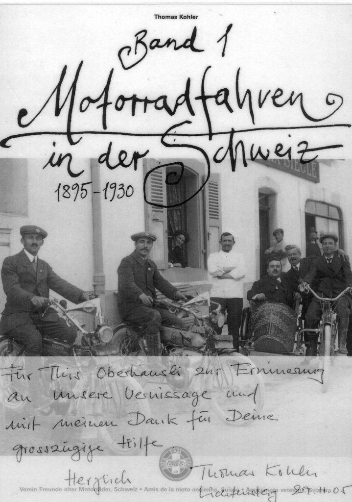 Motorradfahren in der Schweiz, Thomas Kohler, www.this-oberhaensli.ch