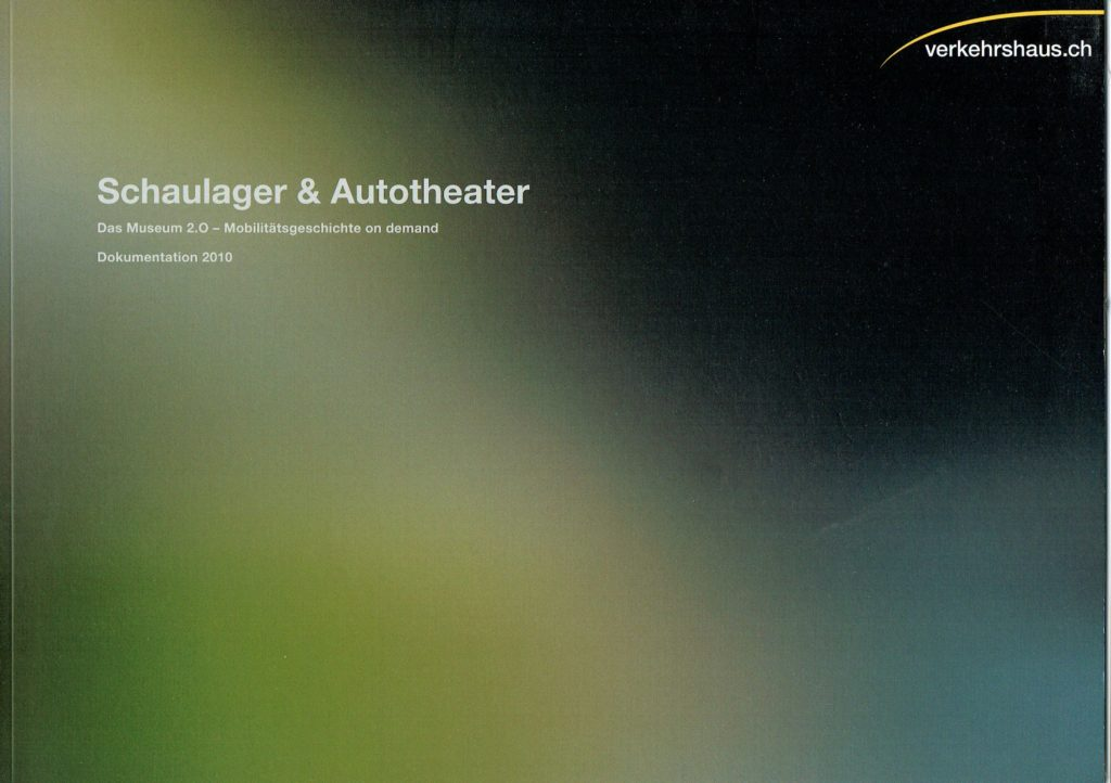 Autotheater, Schaulager, Museum on demand, This Oberhänsli, Ralph Eichenberger, www.this-oberhaensli.ch