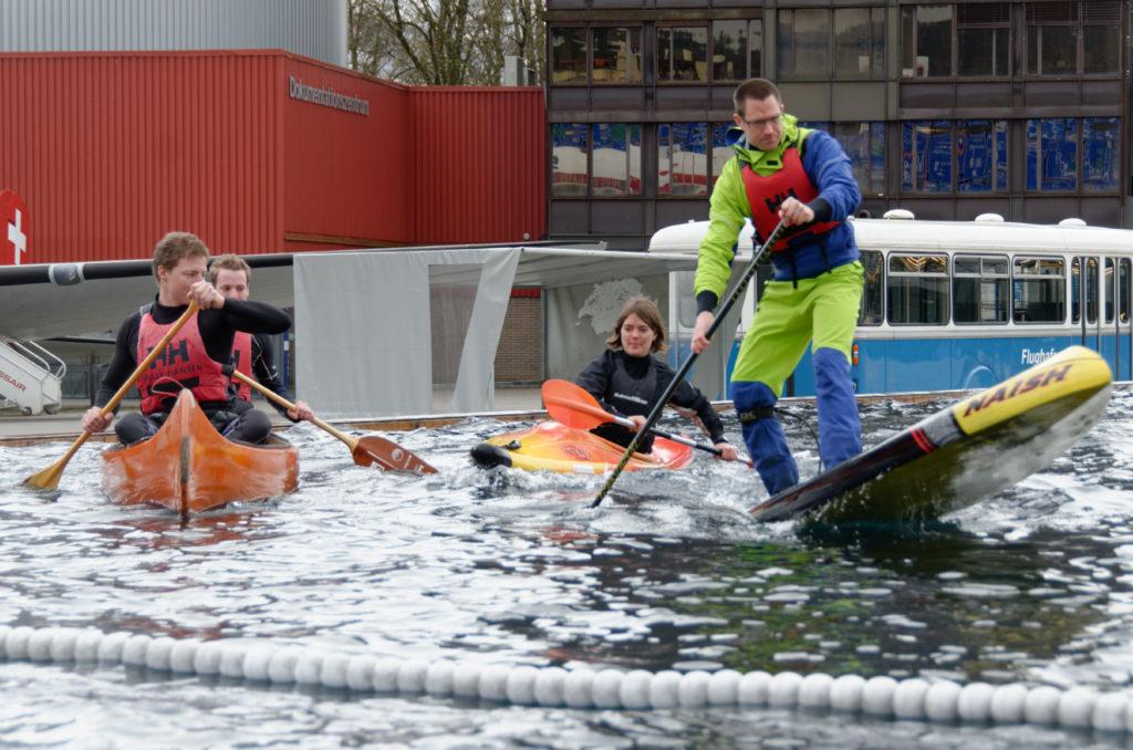Sonderausstellung Tauchen 'Wasser bewegt', www.this-oberhaensli.ch