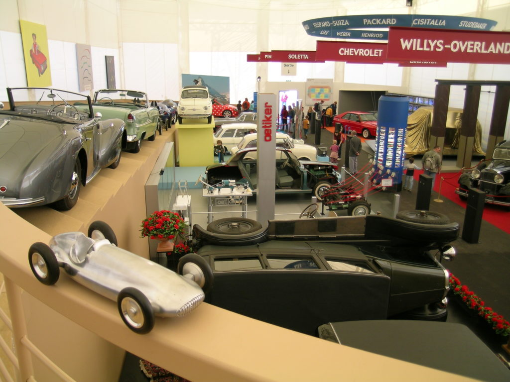 A.U.T.O.- 100 Jahre Autosalon Genf, This Oberhänsli_4