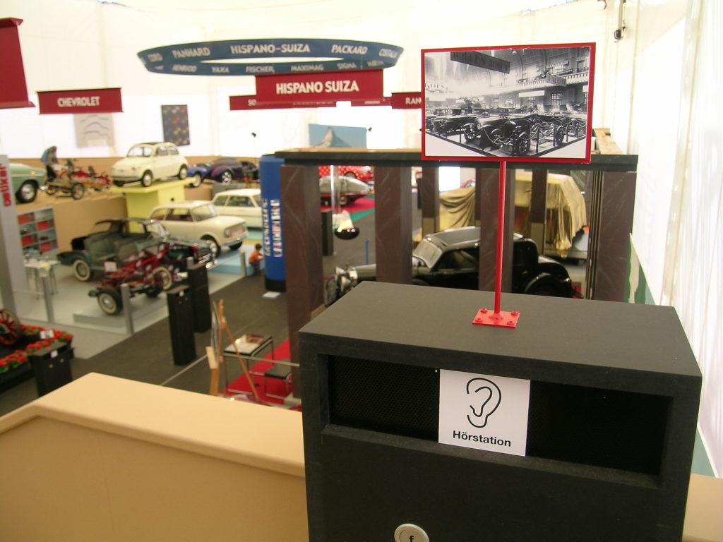 A.U.T.O.- 100 Jahre Autosalon Genf, This Oberhänsli_1