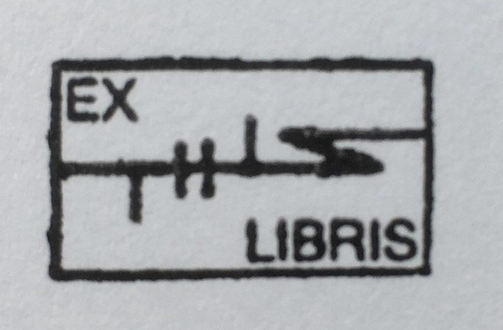 EX LIBRIS Publikationen This Oberhaensli