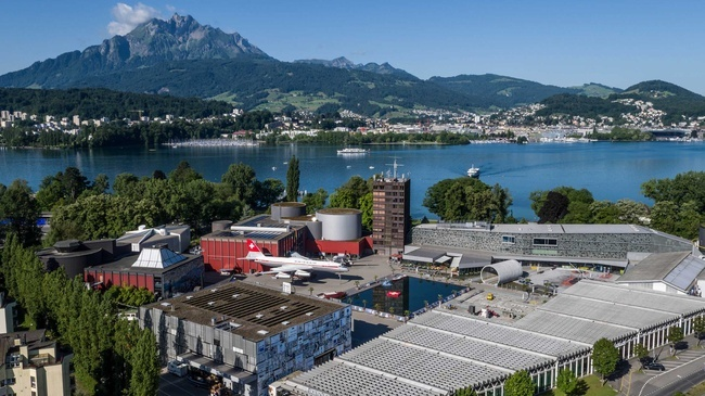 Verkehrshaus der Schweiz, This Oberhänsli