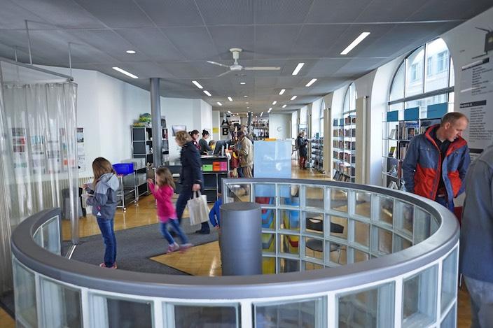 Regionalbibliothek Thun, Vorprojekt This Oberhänsli