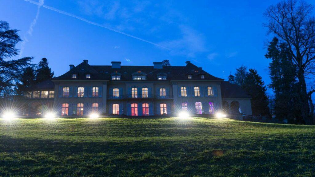 St Charles Hall Kuratorium This Oberhänsli