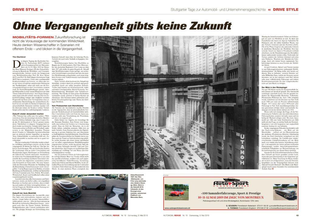 Automobil-Revue 19_Technikzukunft_This Oberhänsli